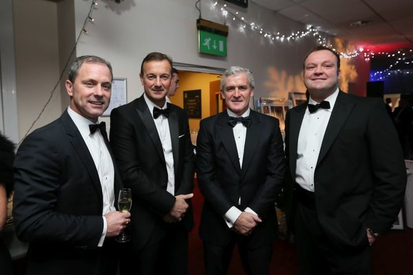 Stoke City Football Club - Chairmans Charity Ball 11th December 2013 £24030 raised for charity on the night - Images not to be copied or forwarded to third parties with out consent - CREDIT PHIL GREIG/STOKE CITY FOOTBALL