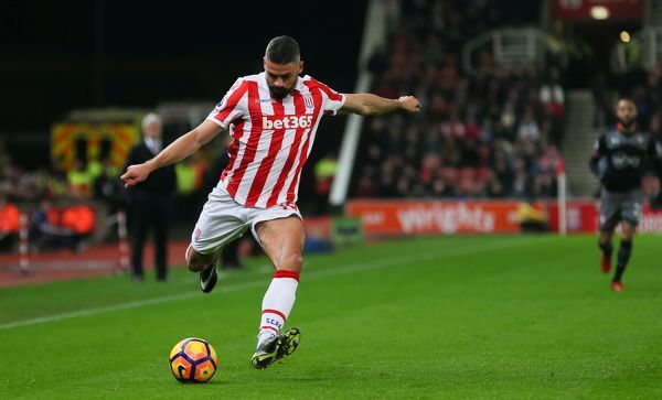 Stoke City v Southampton - Premier League Match at the bet365 stadium 14th December 2016