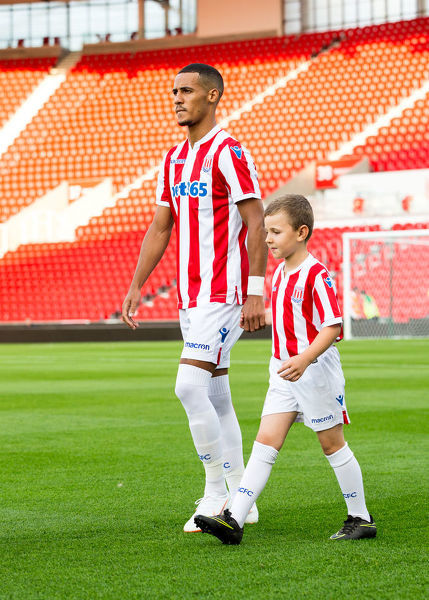stoke city football club - Stoke City v WOLVERHAMPTON WANDERERS pre season game at the bet365 Stadium, Stoke on Trent 25th JULY 2018 - © phil greig 2018 - created by phil greig greigphoto.com for stokecityfc.com