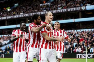 Aston Villa v Stoke City
