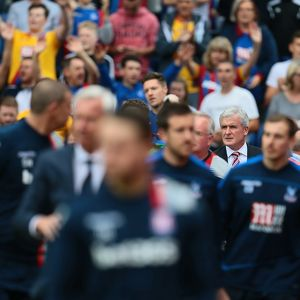 CRYSTAL PALACE v Stoke City 18SEP16