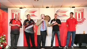 Darts Night 2013