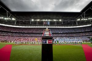 FA Cup Final Manchester City v Stoke City
