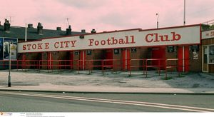 Football - Stoke City - 1980 - The Victoria Ground