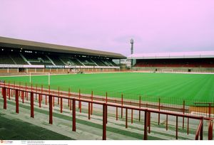 Football - Stoke City - 1981 - The Victoria Ground