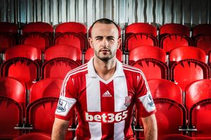 Marc Wilson, Matchday Potters Magazine