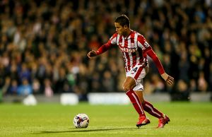 stoke city football club - Fulham v Stoke City at Craven Cottage Capital One cup