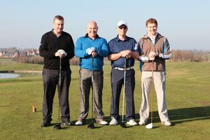 Stoke City Golf Day 2012