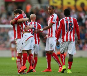 Stoke City v Real Betis