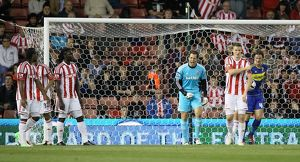 Stoke City v Swindon Town