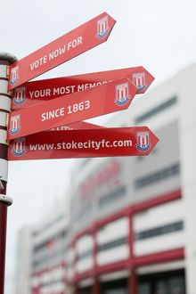 Stoke City v West Bromwich Albion