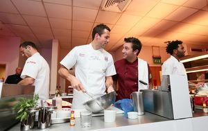 Stoke Kitchen with Gino D'Acampo