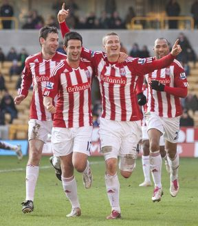 Wolverhampton Wanderers v Stoke City - Round 4 FA Cup